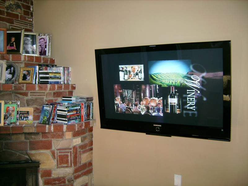 Premium TV Installation