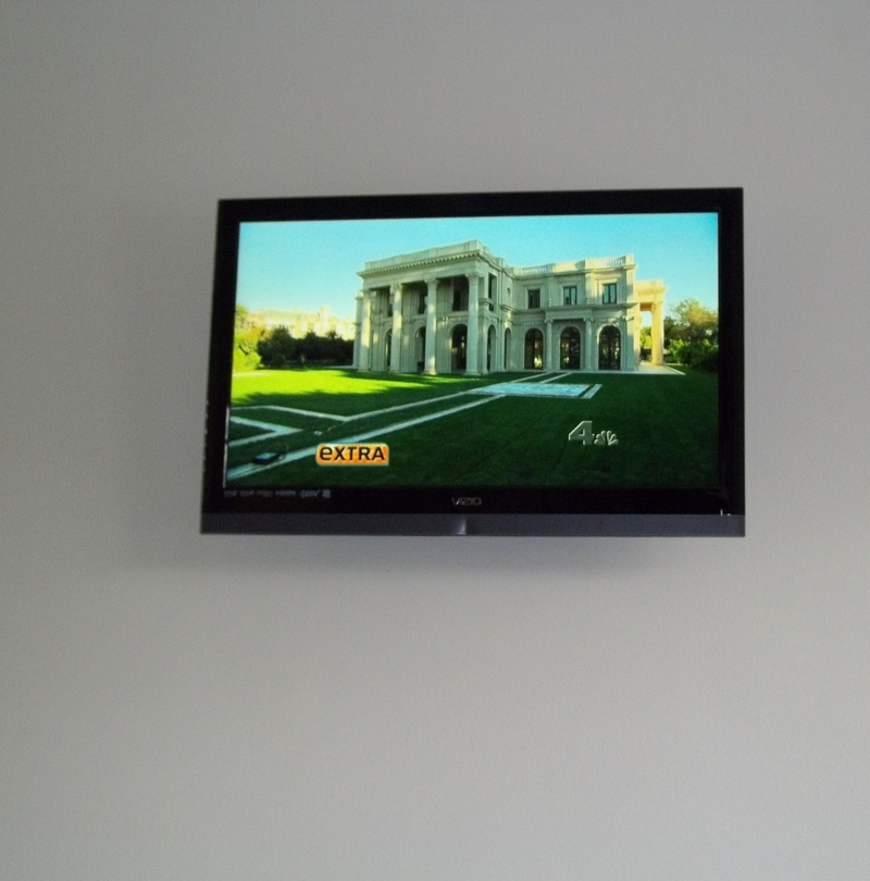 Vizio LCD Premium TV Installation