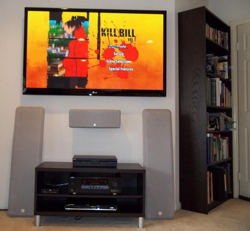 "60"" LG Plasma TV Installation Premium Installation"