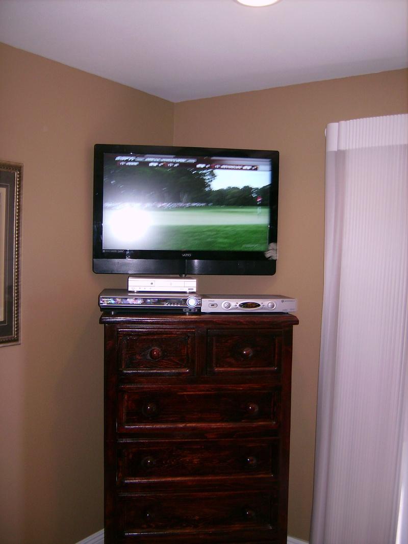 Standard TV Installation