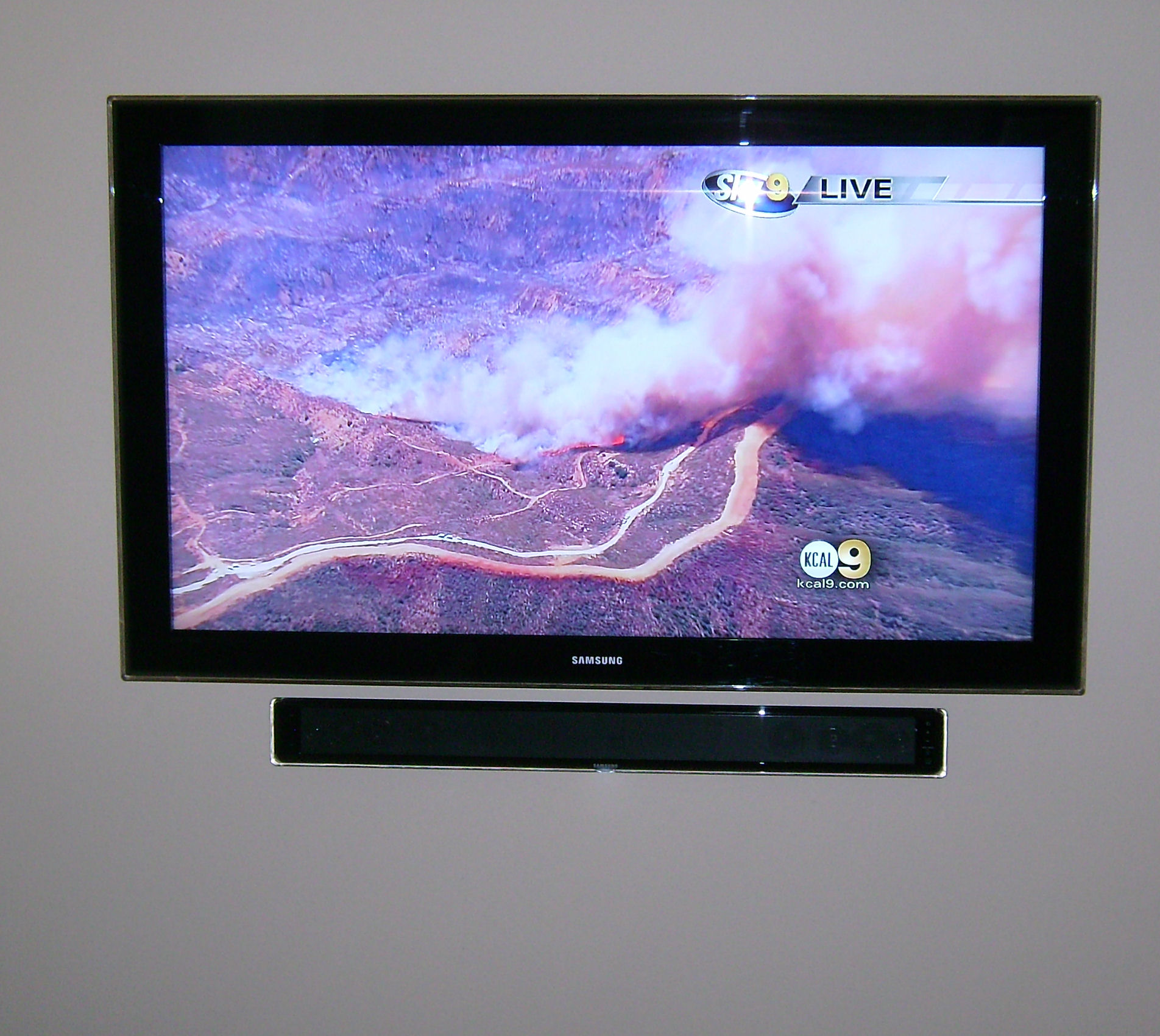 Premium Samsung LED TV Installation/Sound Bar Installation