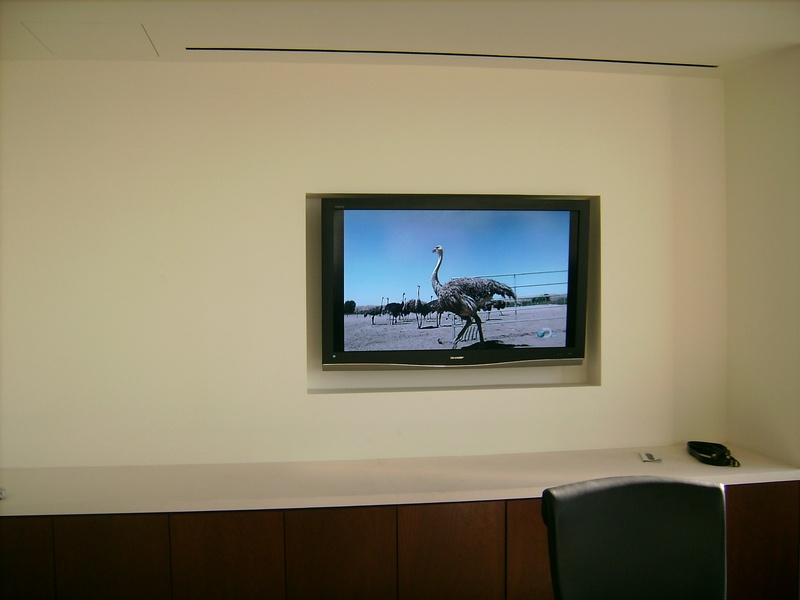 Premium Commercial TV Installation