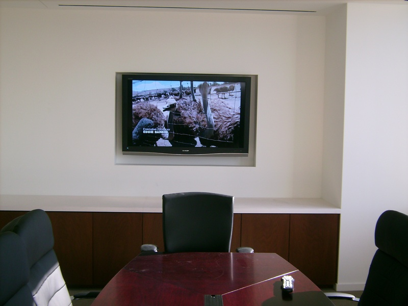 Premium TV Installation Office