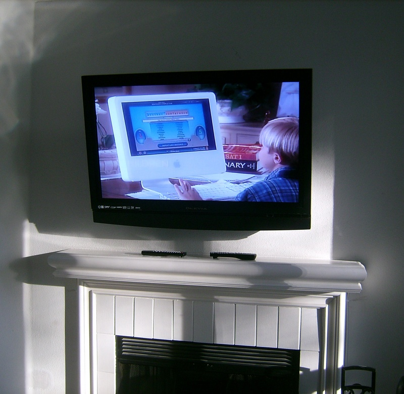 Olevia Premium Fireplace Installation