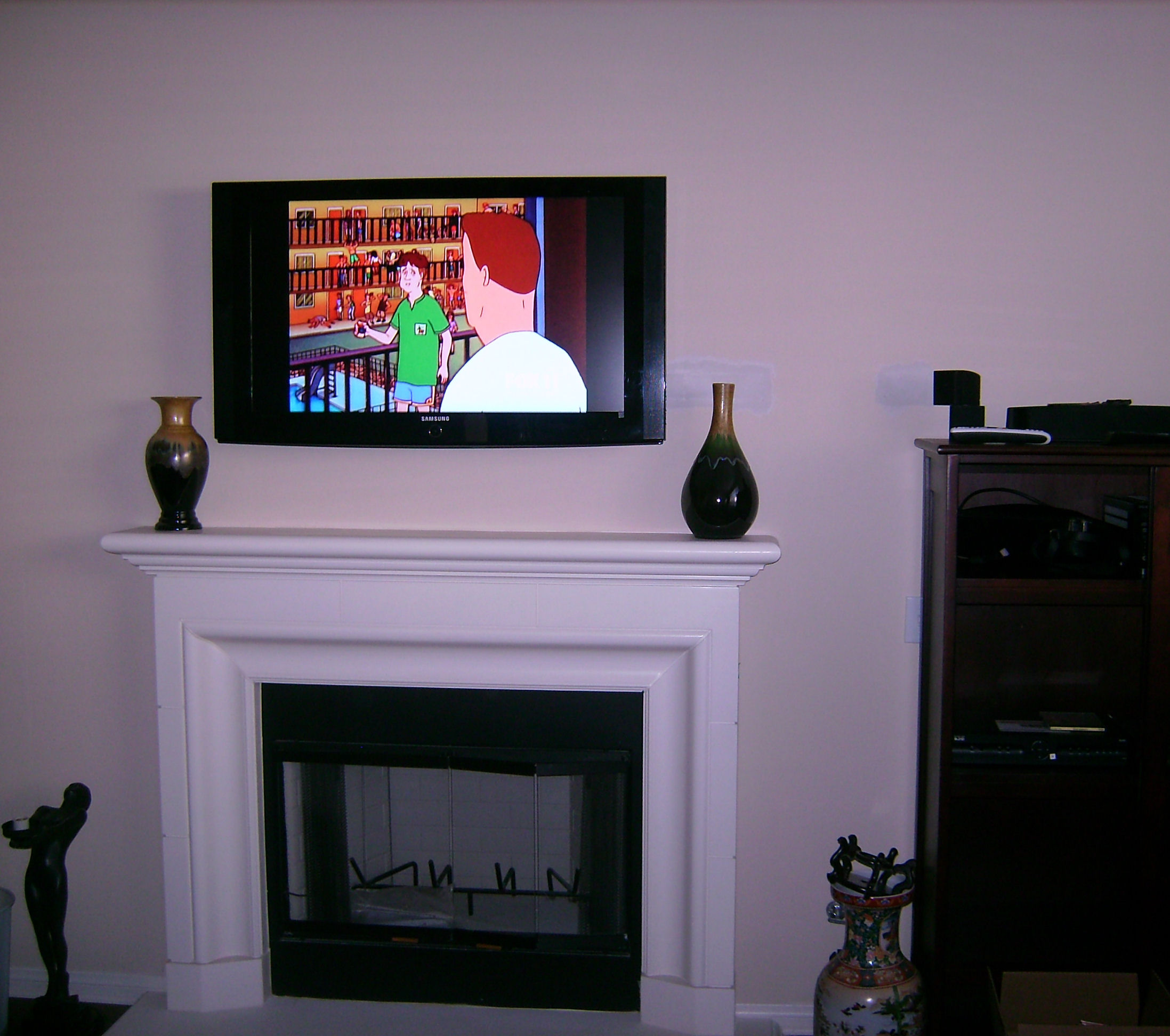 Premium Fireplace Installation