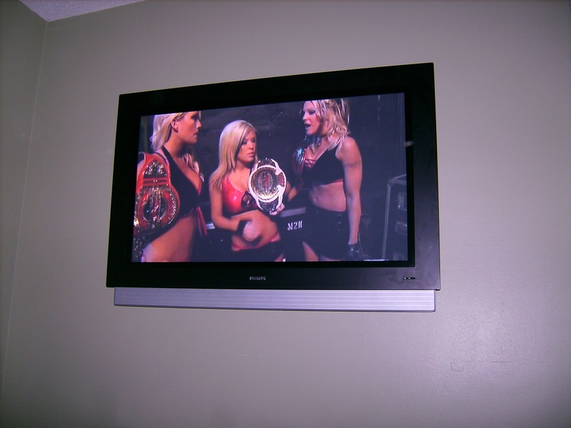 Premium Philips LCD TV Installation