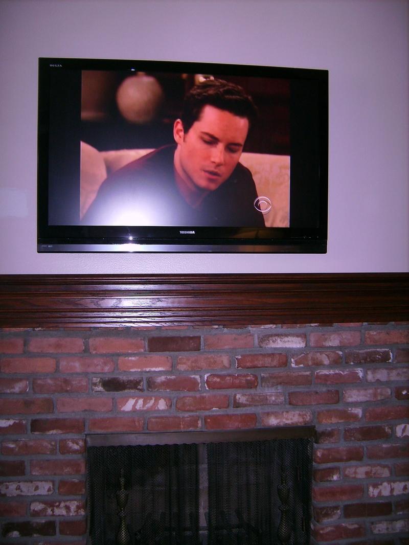 Toshiba Premium Fireplace Installation