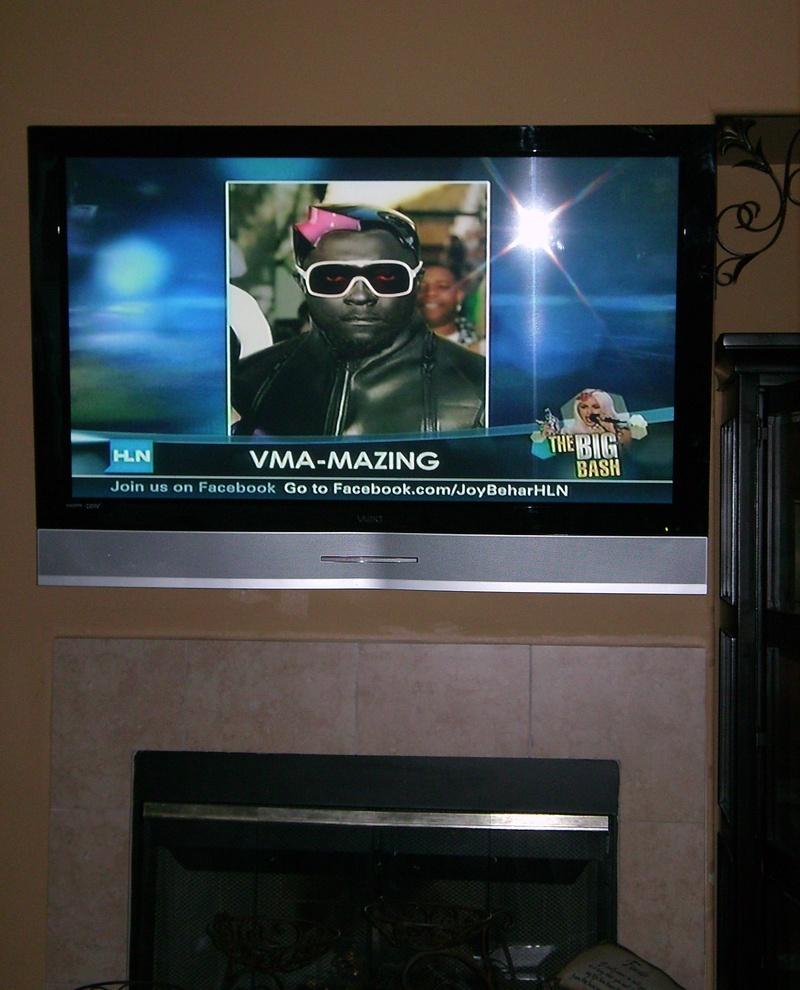 Premium Fireplace Installation of Vizio TV