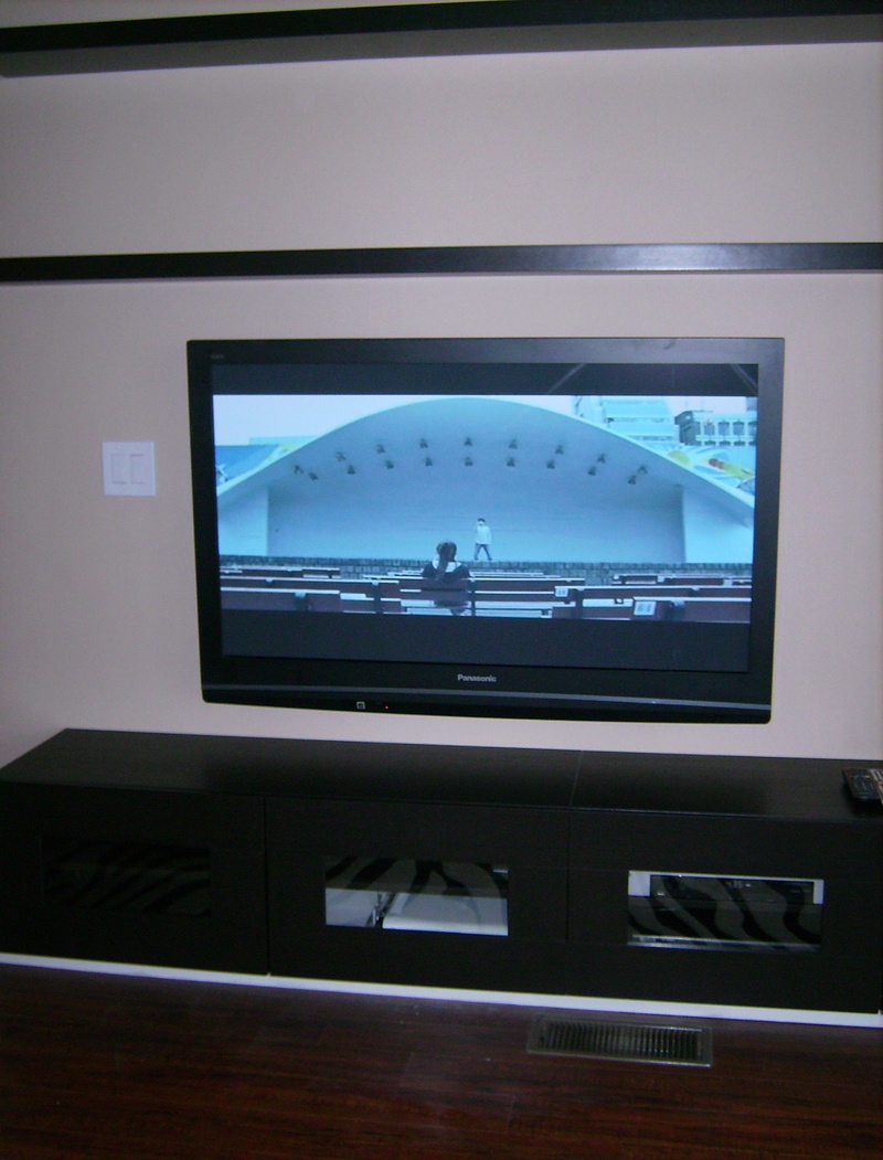 Premium Panasonic TV Installation