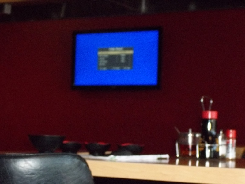 Premium Restaurant TV Installation