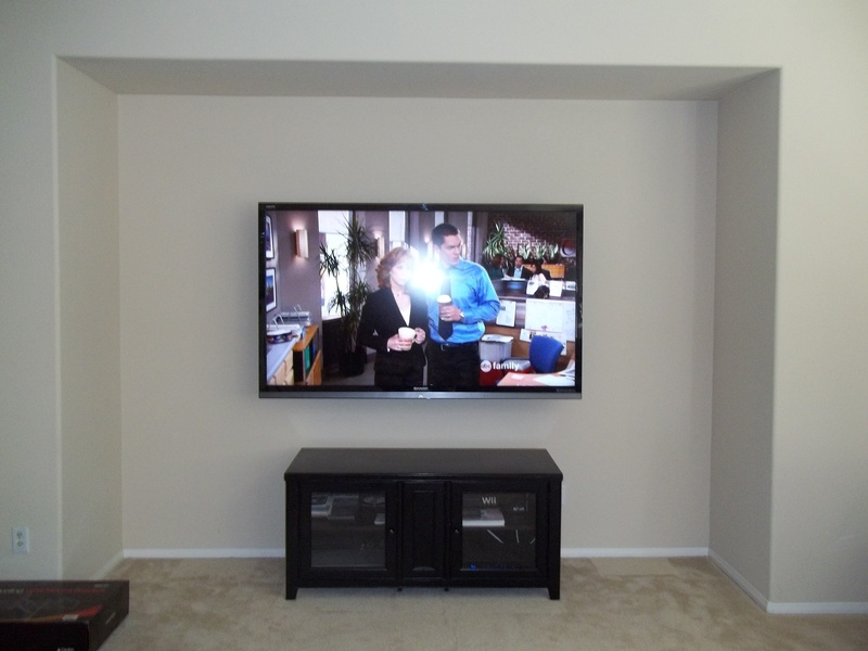 Premium TV Installation in Niche